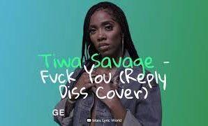 Tiwa Savage – Fuck You (Diss Reply To Seyi Shay)