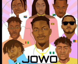Jinmi Abduls ft Joeboy, Oxlade & DJ Michel – Jowo (Amapiano Remix)