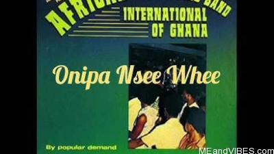 Nana Kwame Ampadu - Onipa Nnse Hwe