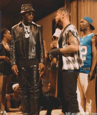 Burna Boy Ft. Poco Lee - Odogwu You Bad, Fille Cubana