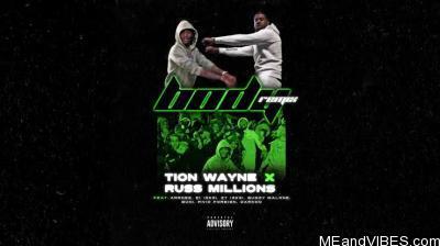 Tion Wayne x Russ Millions – Body Remix (Ft. Arrdee, E1, Bugzy, Fivio, ZT, Darkoo, Buni)