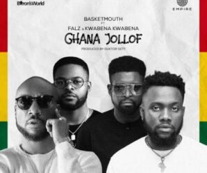 Basketmouth Ft. Falz & Kwabena Kwabena – Ghana Jollof mp3