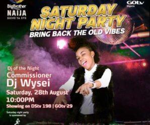 DJ Wysei – Big Brother Naija 2021 Mix
